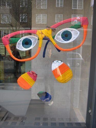 vitrines de óticas 5