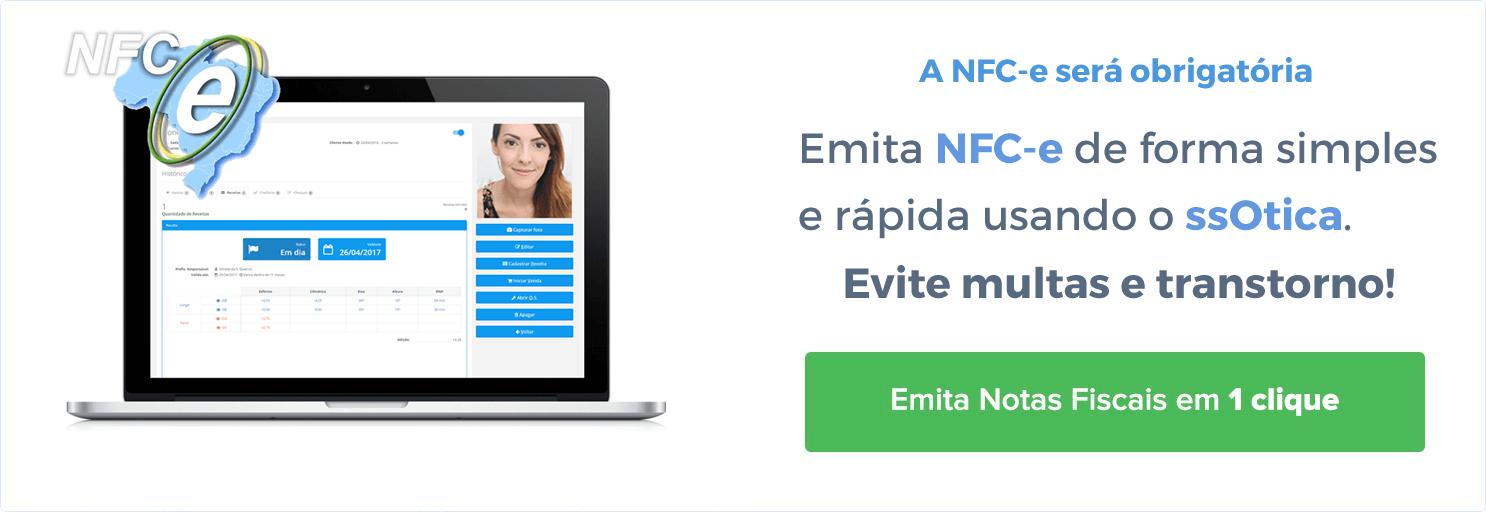 Obrigatoriedade para Emissão de NFC-e