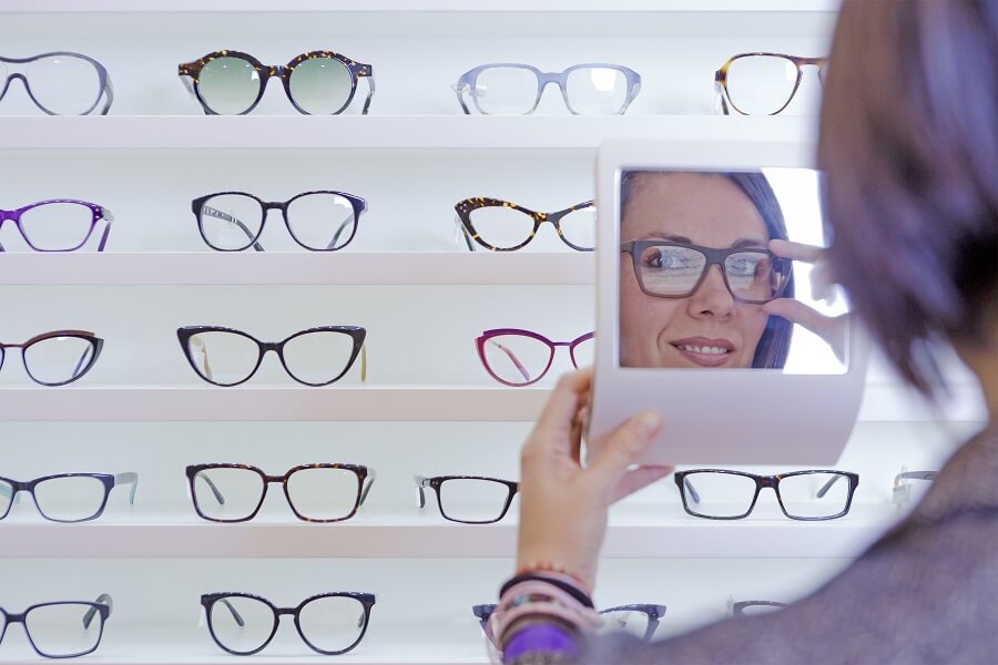 confira esses modelos de armações de óculos de grau