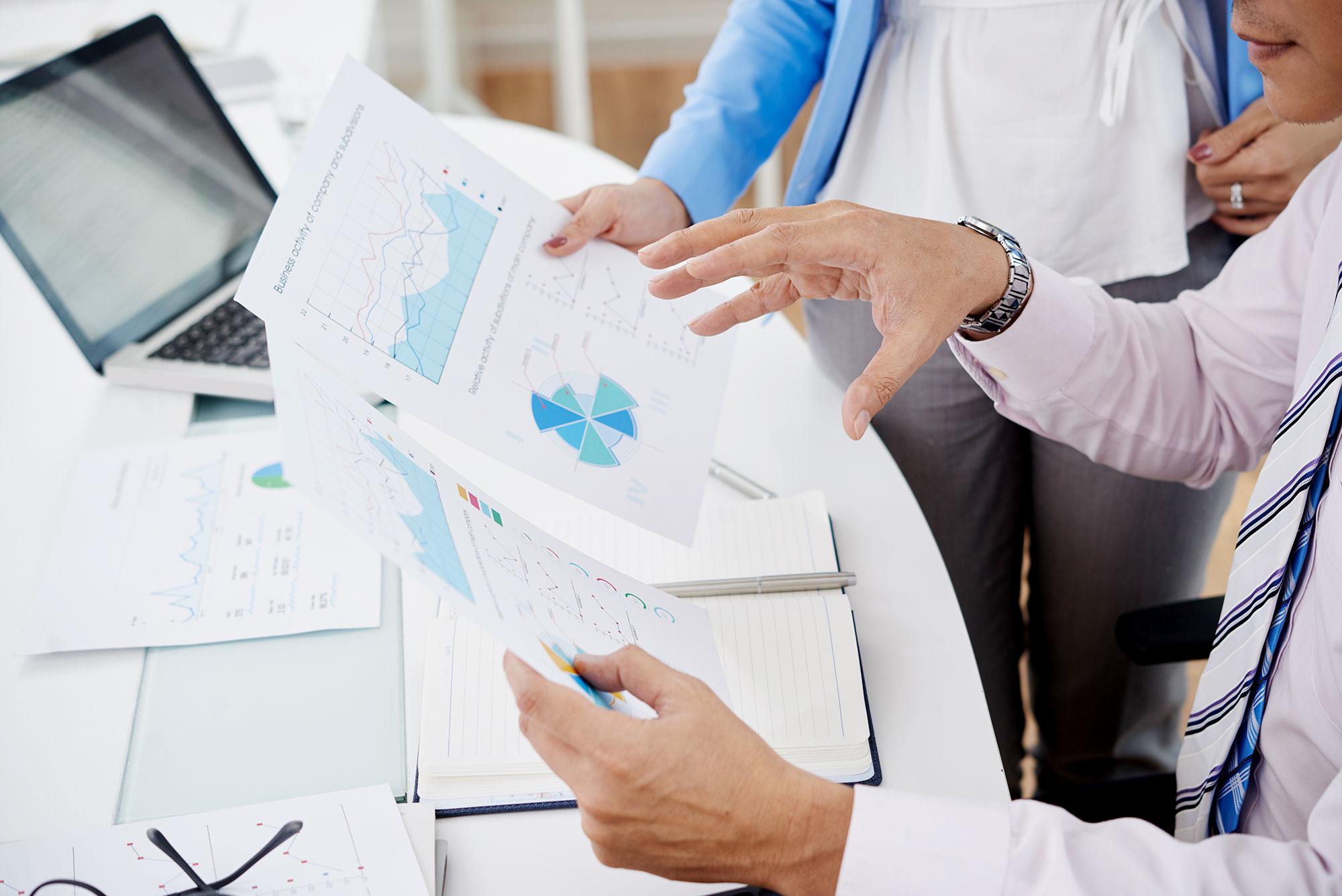 A importância dos relatórios gerenciais para óticas