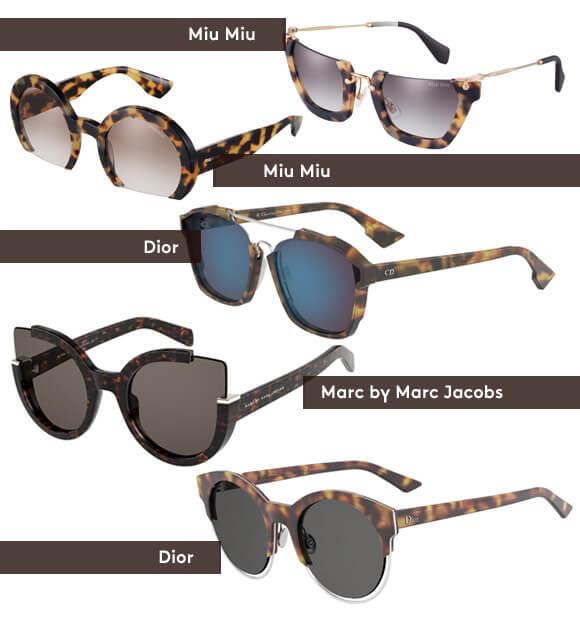 7 tendências de óculos de sol para o verão 2016